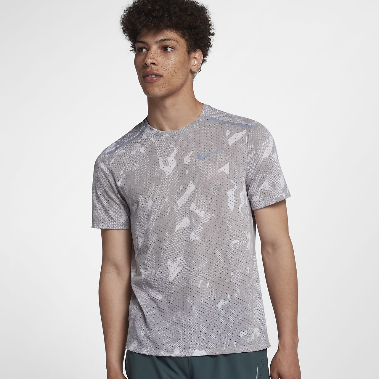Nike Tailwind Men's Short Sleeve Running Top