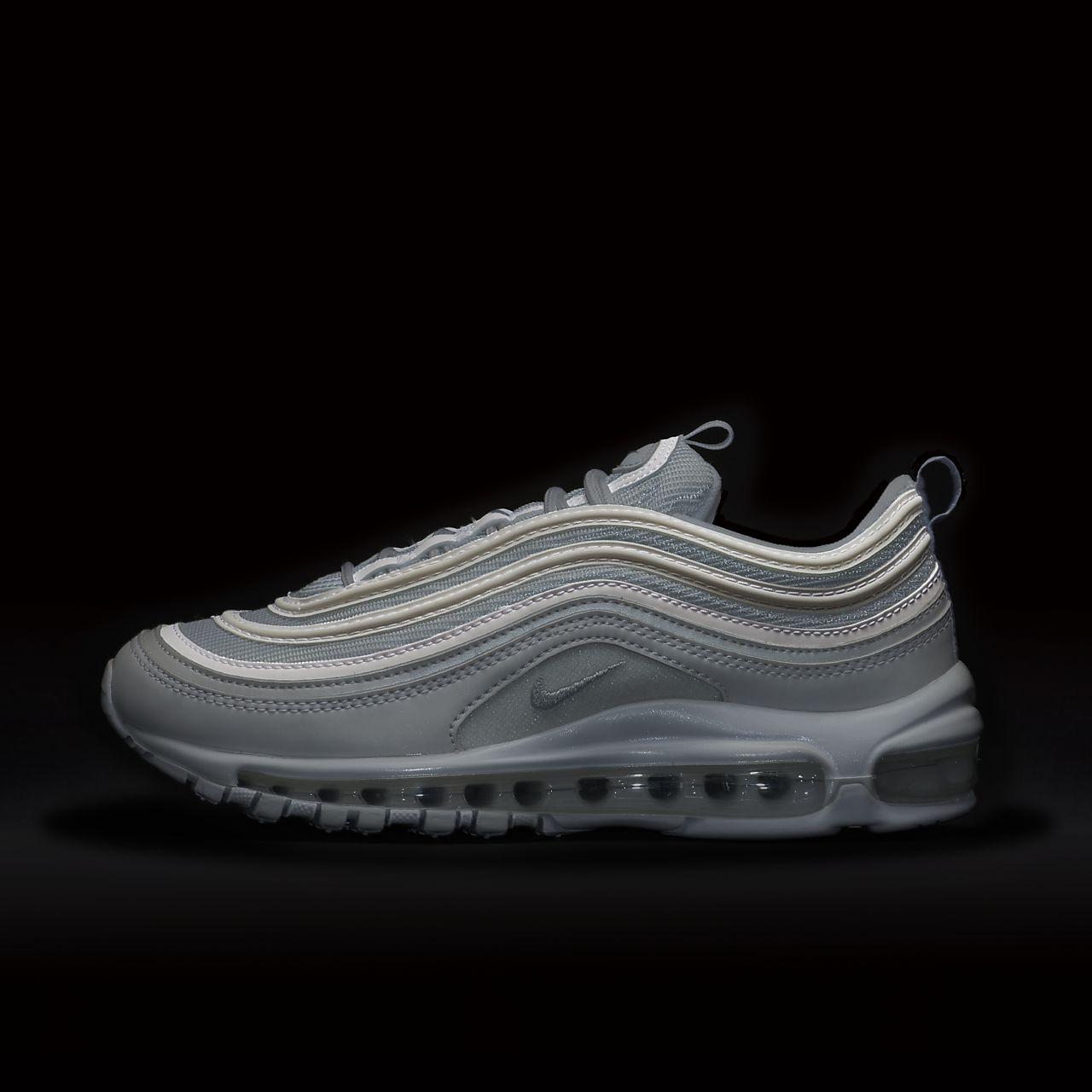97 air max silver donna