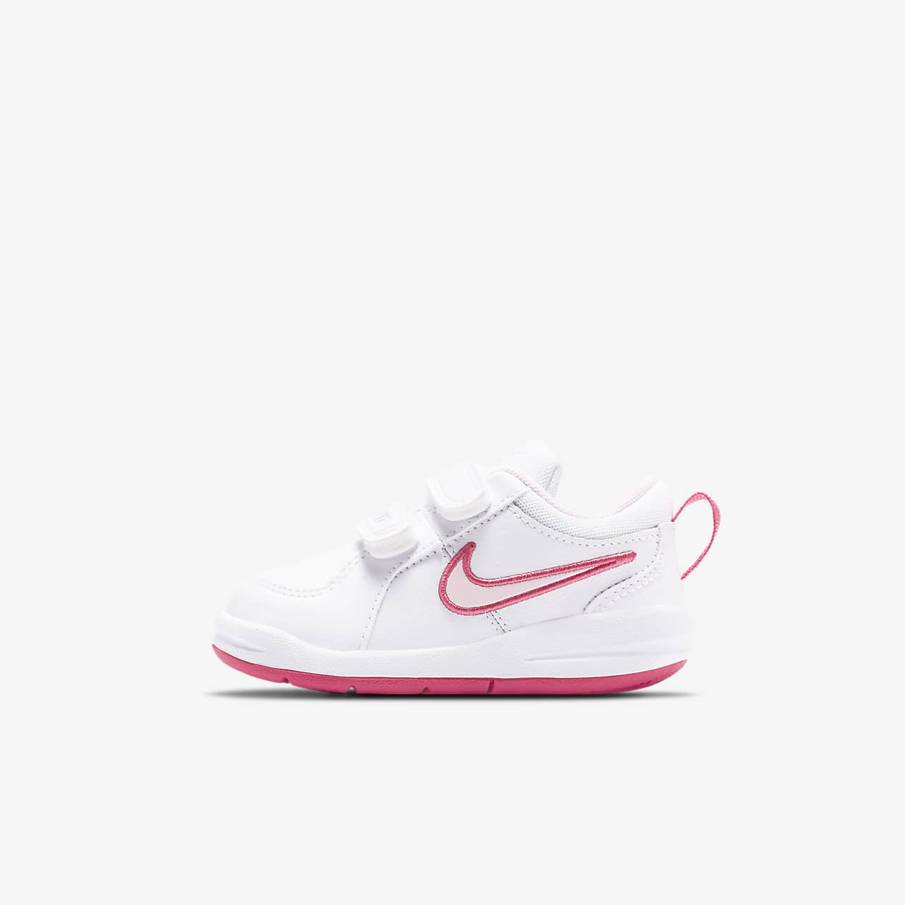 219ddf7e5a02 Nike Pico 4 (1.5–9.5) Baby and Toddler Girls  Shoe. Nike.com ID