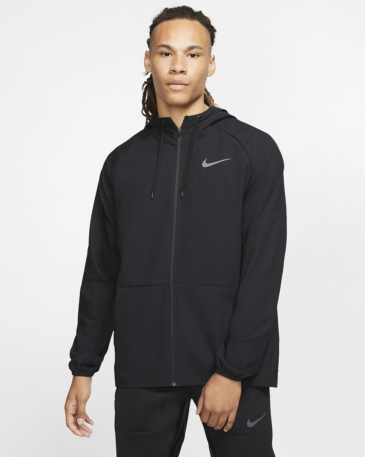 Nike Flex Men's Full-Zip Training Hoodie