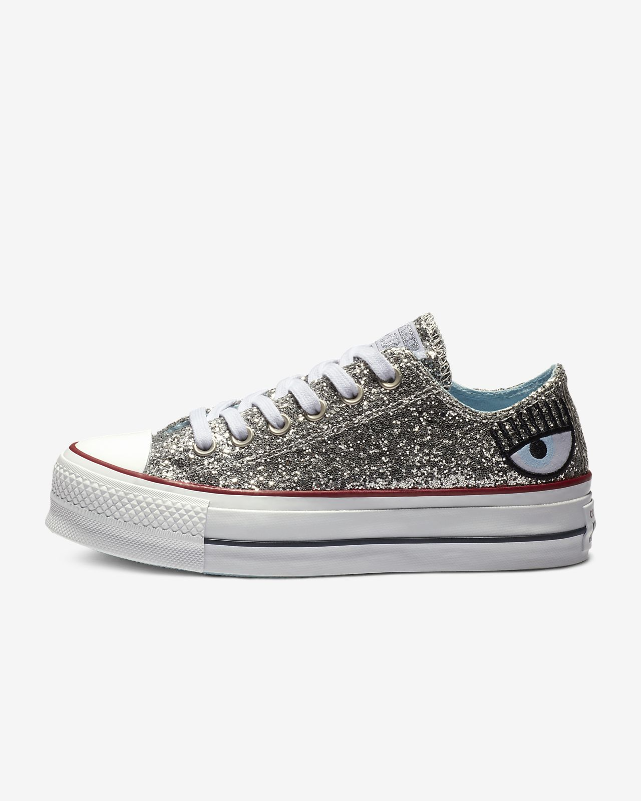 7c3090f4ec1c9 closeout converse x chiara chuck taylor all star lift low top womens shoe  20481 7048b