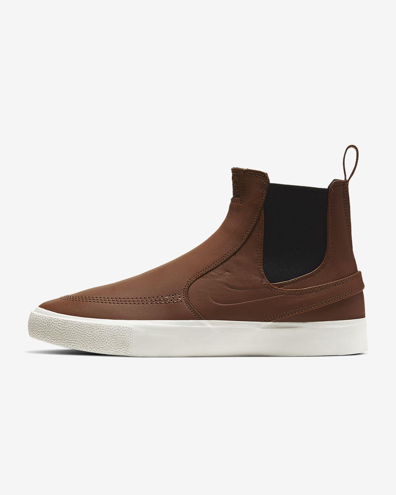Nike Zoom Janoski Slip Mid RM 男/女滑板鞋