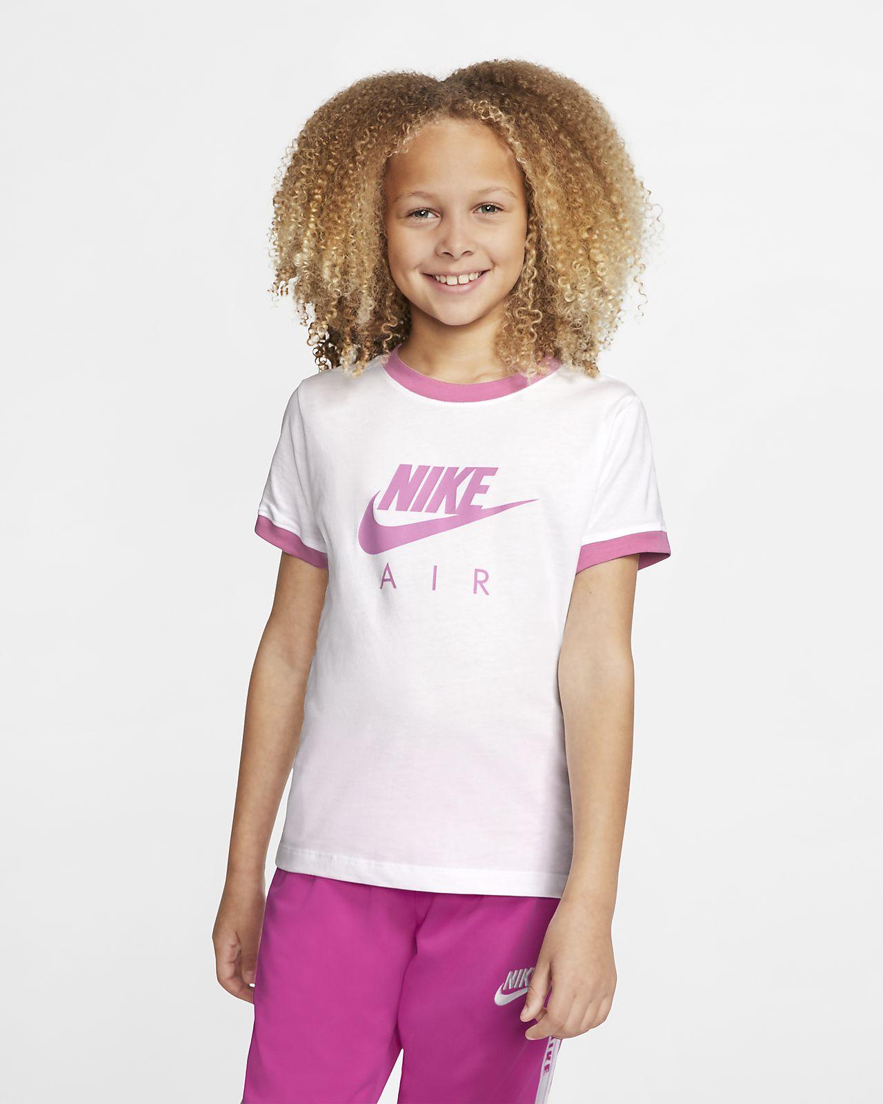 เสื้อยืดเด็กโต Nike Air