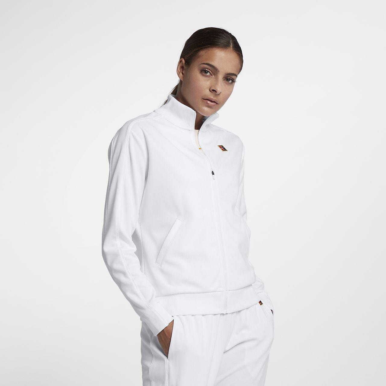 Blusão de ténis NikeCourt para mulher