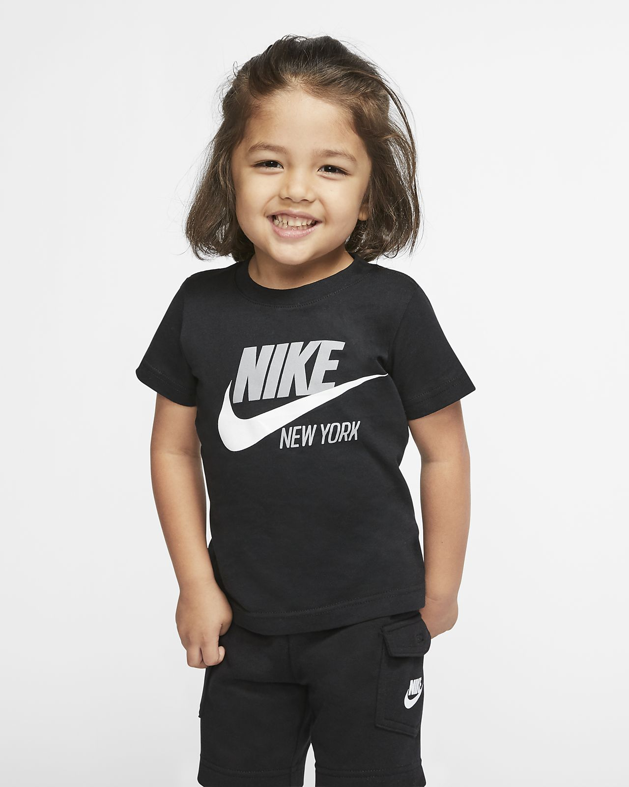 Nike Sportswear City Toddler Short-Sleeve T-Shirt