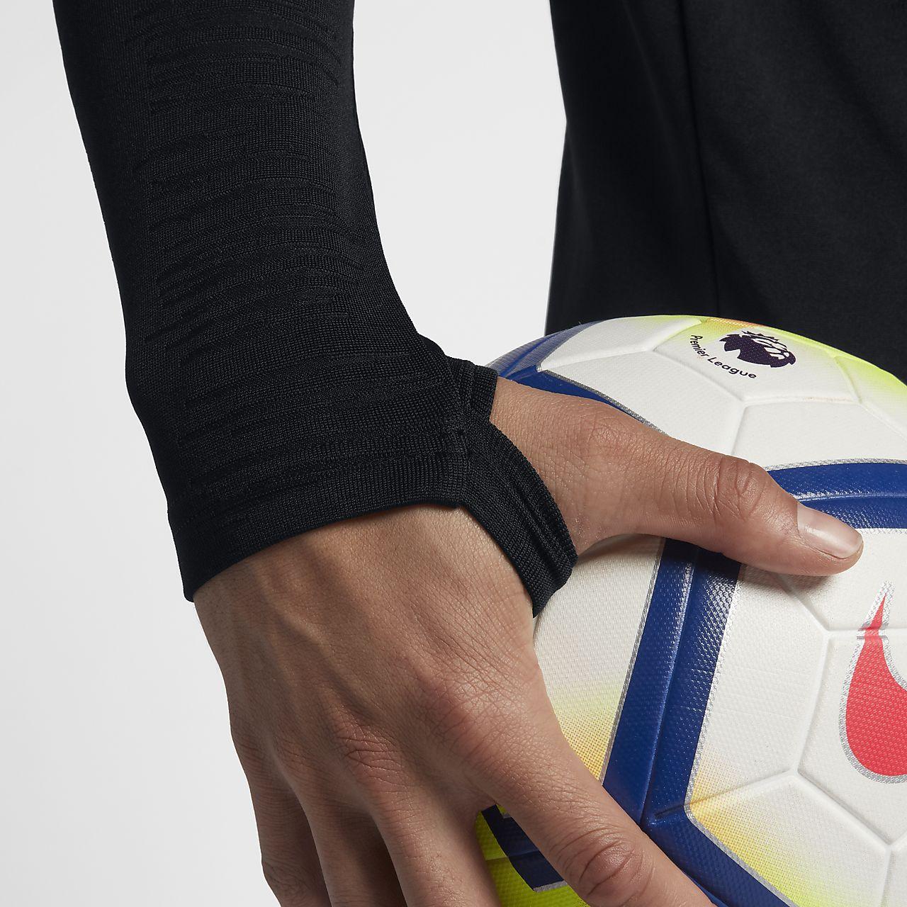 50e3428a79f Haut de football à manches longues Nike VaporKnit Strike pour Homme ...