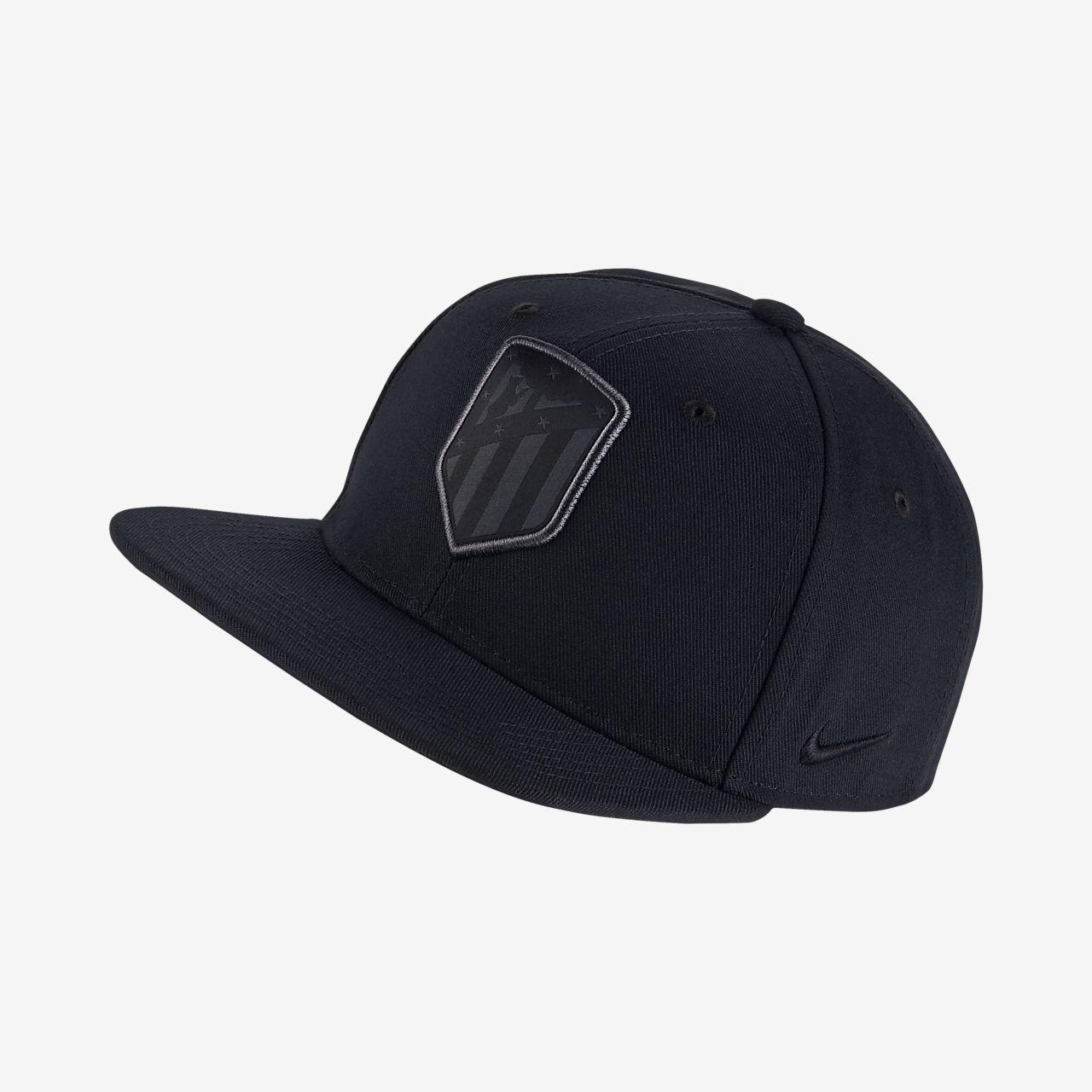 Ρυθμιζόμενο καπέλο Nike Pro Atlético de Madrid για μεγάλα παιδιά