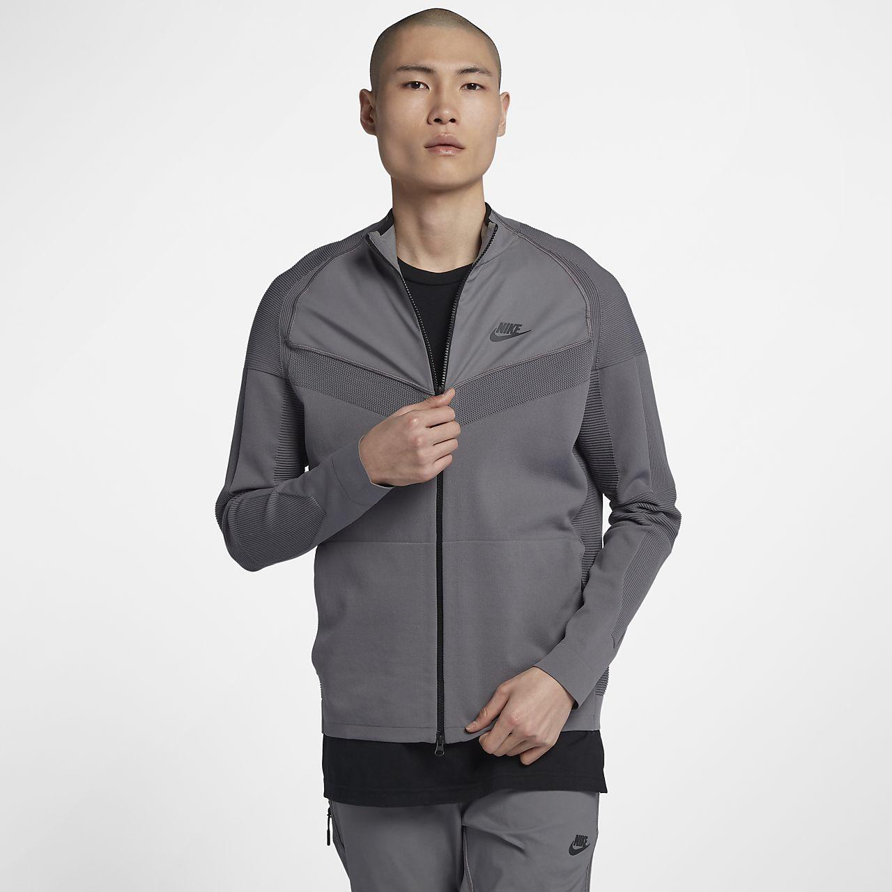 Nike Uomo Knit CH Tech Giacca Sportswear zwSxR