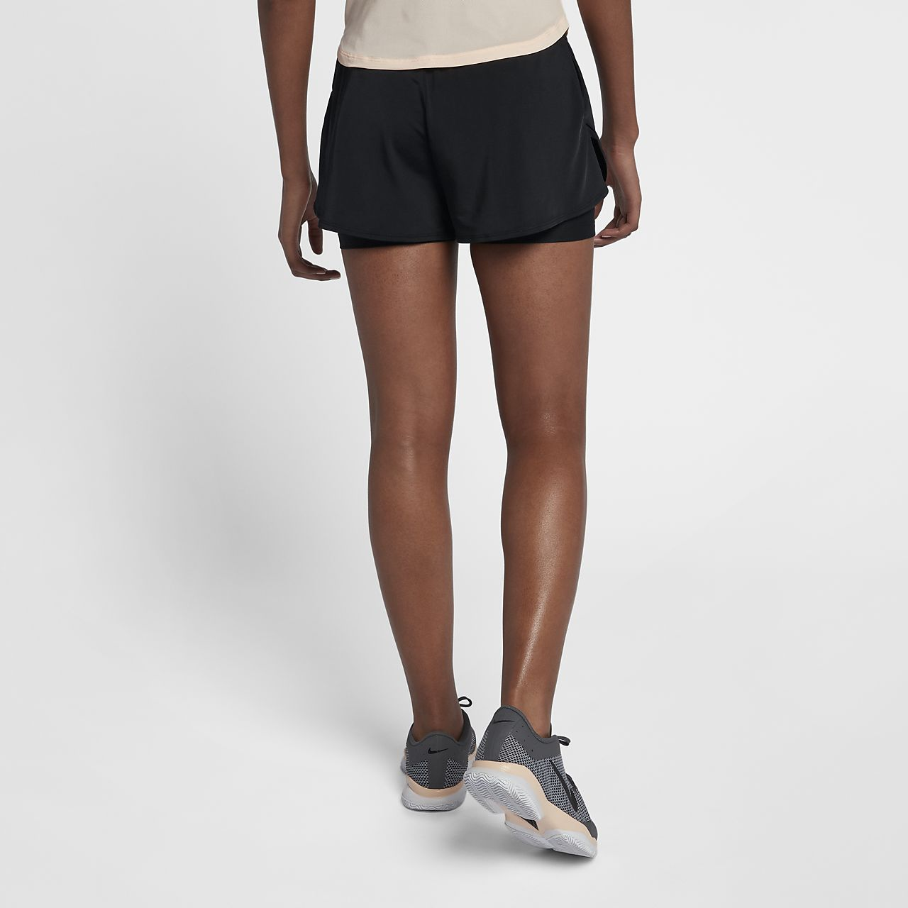 ... NikeCourt Dri-FIT Ace Women's Tennis Shorts