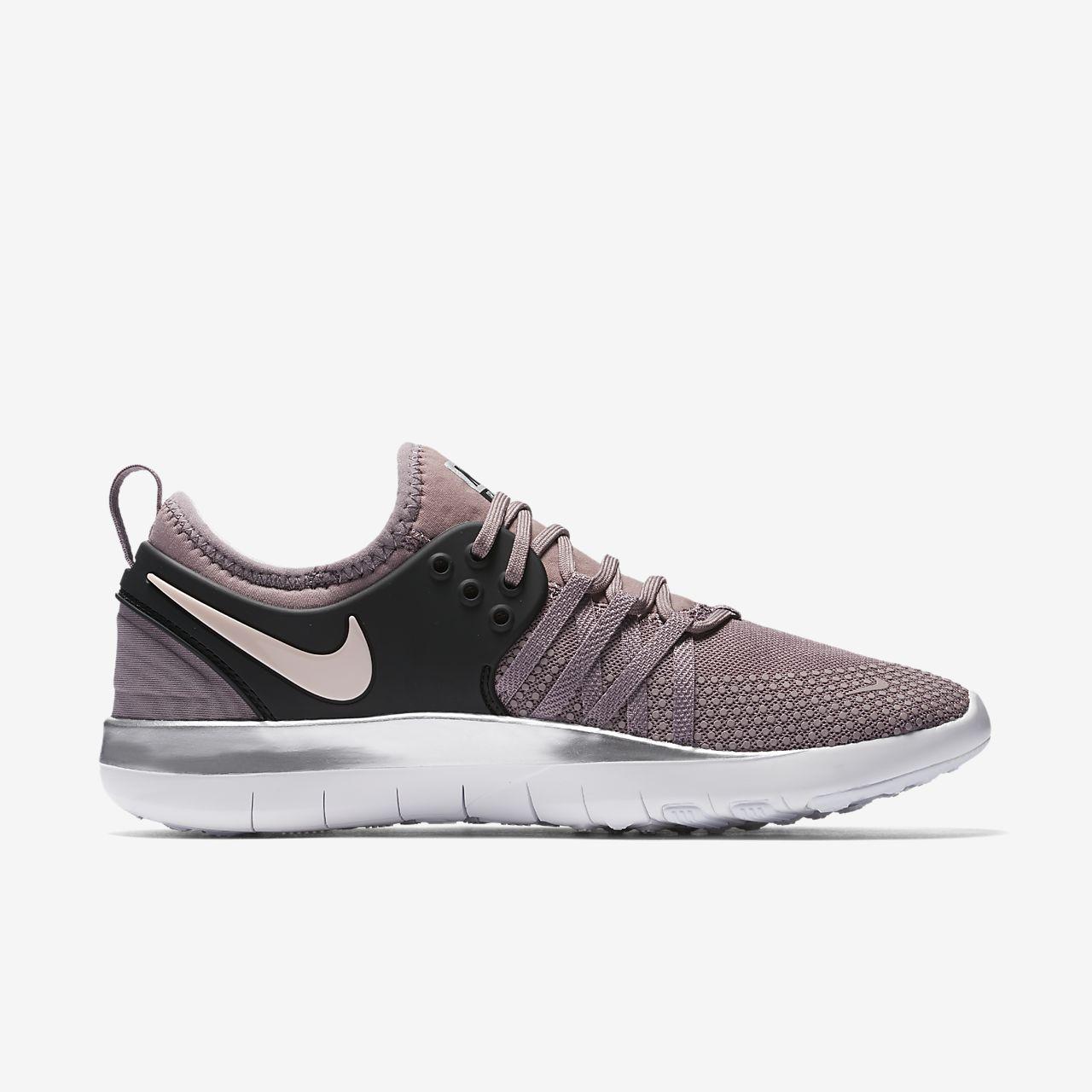 ... Nike Free TR 7 Chrome Blush Women's Training Shoe