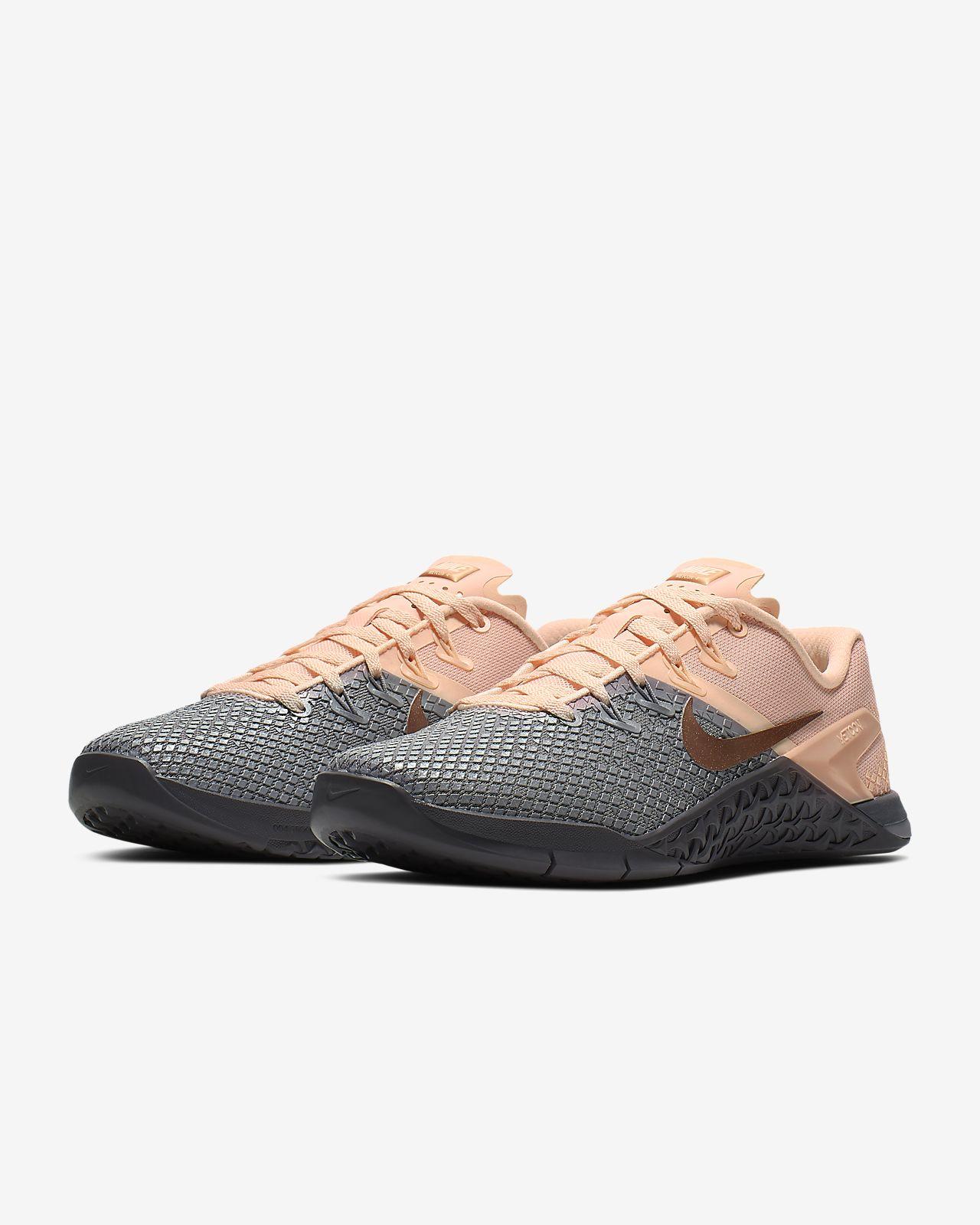 6195774c1f64 Nike Metcon 4 XD Metallic Women s Cross-Training Weightlifting Shoe ...