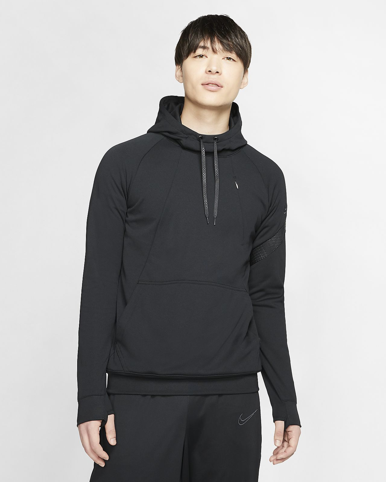 Nike Dri FIT Academy Pro Men's Pullover Soccer Hoodie