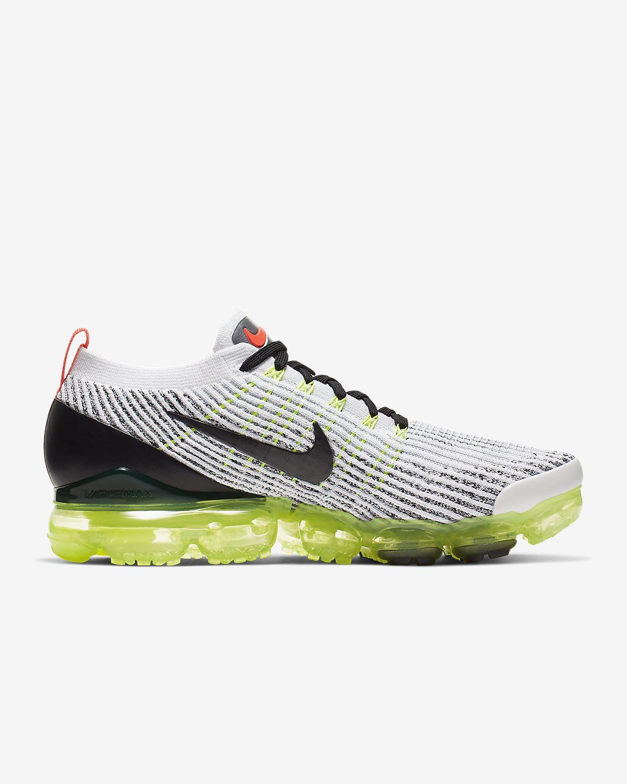 c0643940700 Nike Air VaporMax Flyknit 3 Men s Shoe. Nike.com