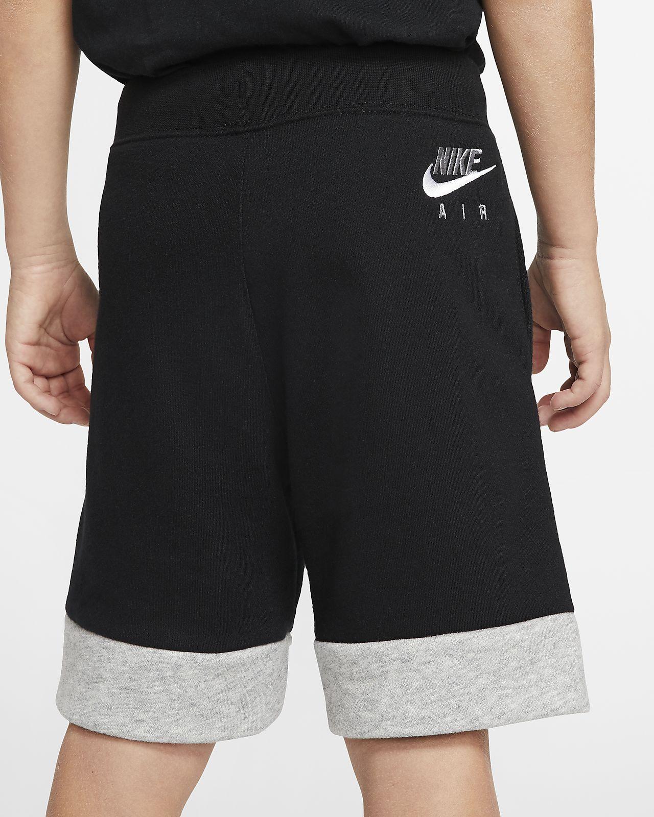 Shorts Nike French Terry Alumni Bambino