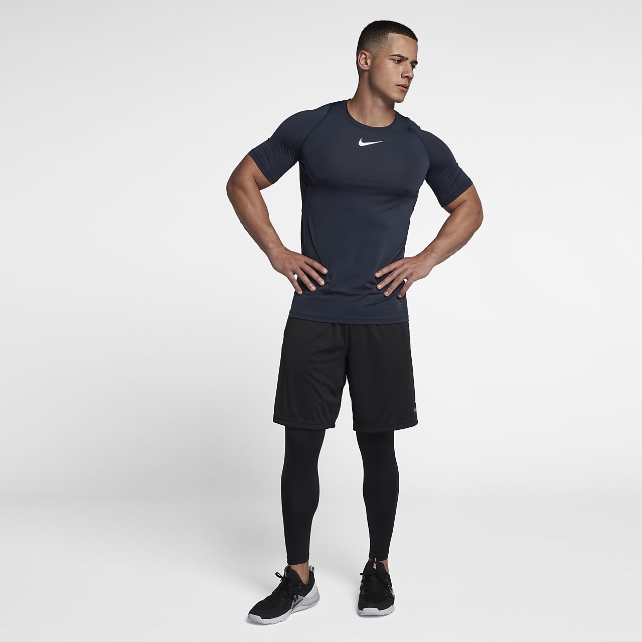 508349eaa7 Nike Pro Men's Training Top. Nike.com