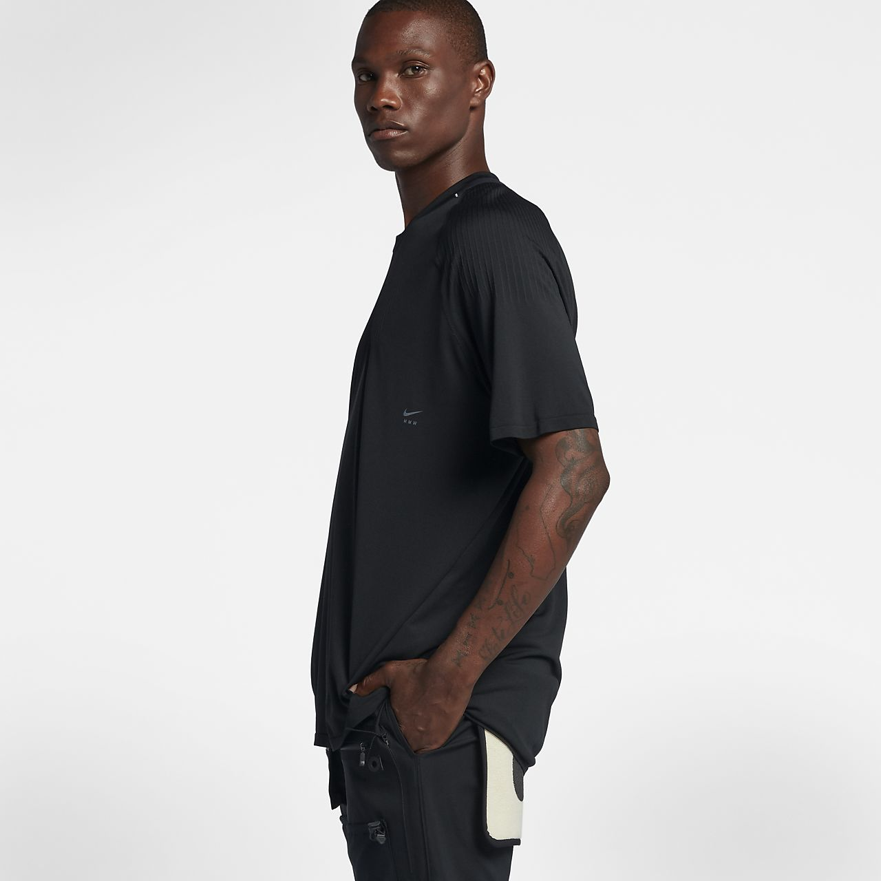Nike x MMW 男款短袖上衣