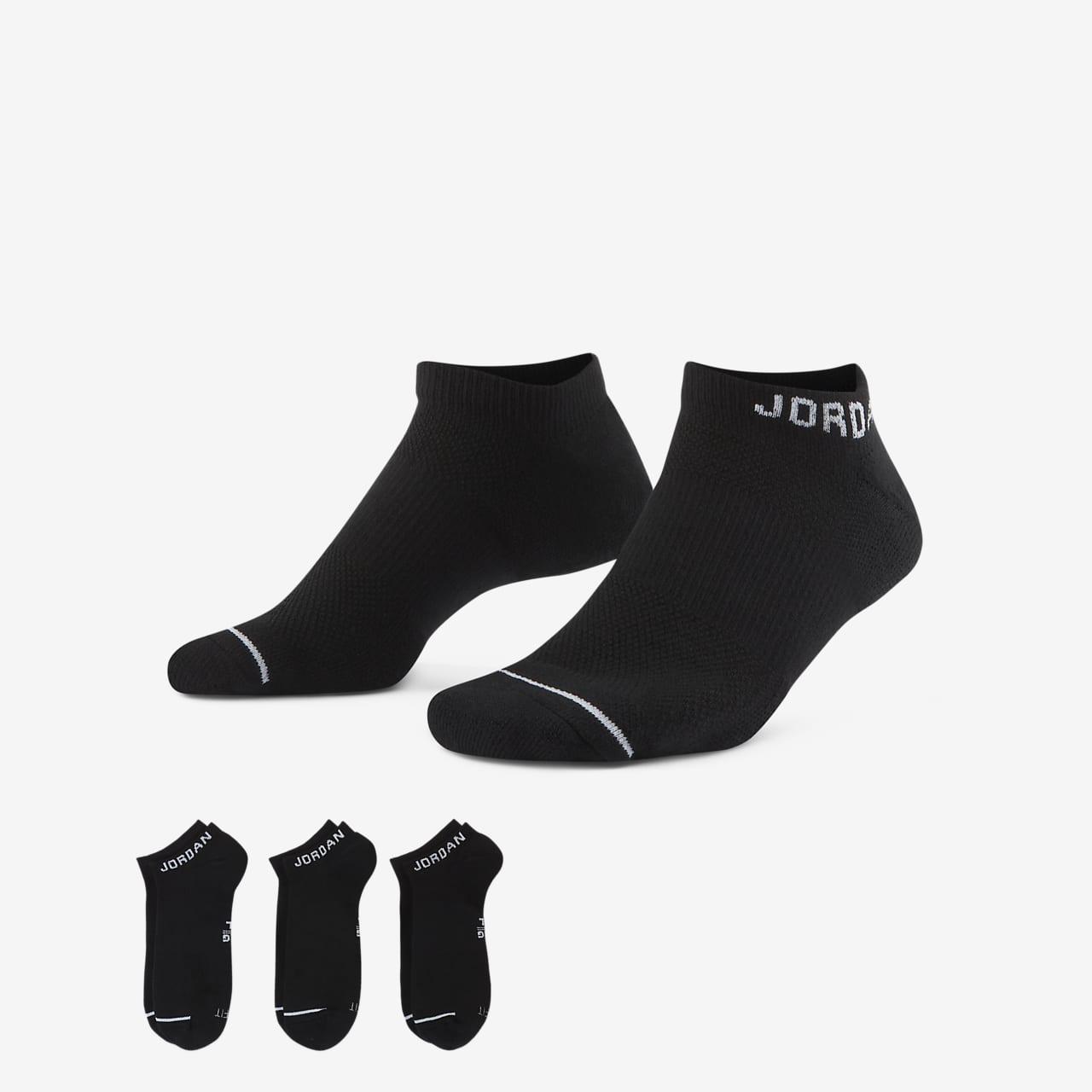 ถุงเท้าซ่อน Unisex Jordan Everyday Max (3 คู่)