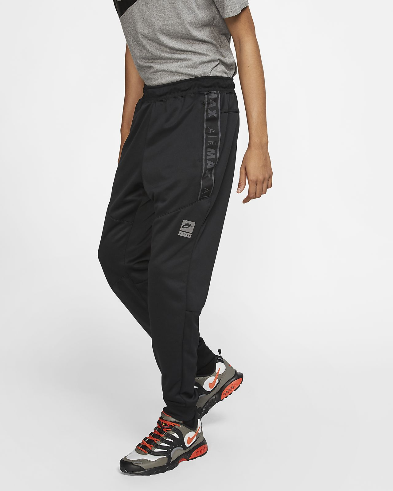 Męskie spodnie typu jogger Nike Sportswear Air Max