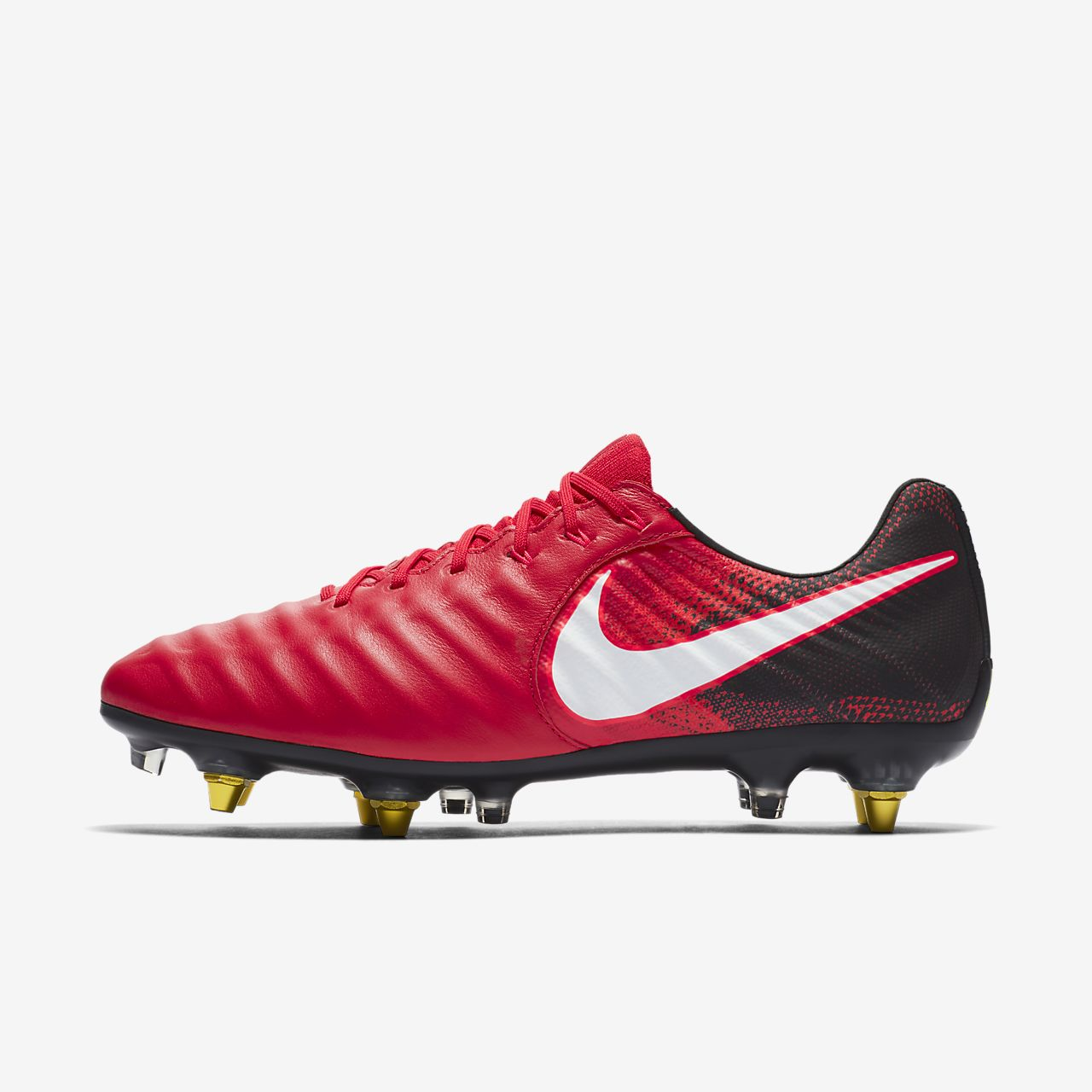 b862d32a87a Men s Tiempo Legend VII Anti-Clog (SG-Pro) Soccer Cleat (Red