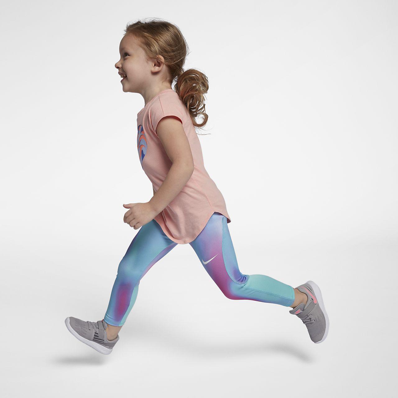 89e70e2400322 Nike Dri-FIT Toddler Leggings. Nike.com GB