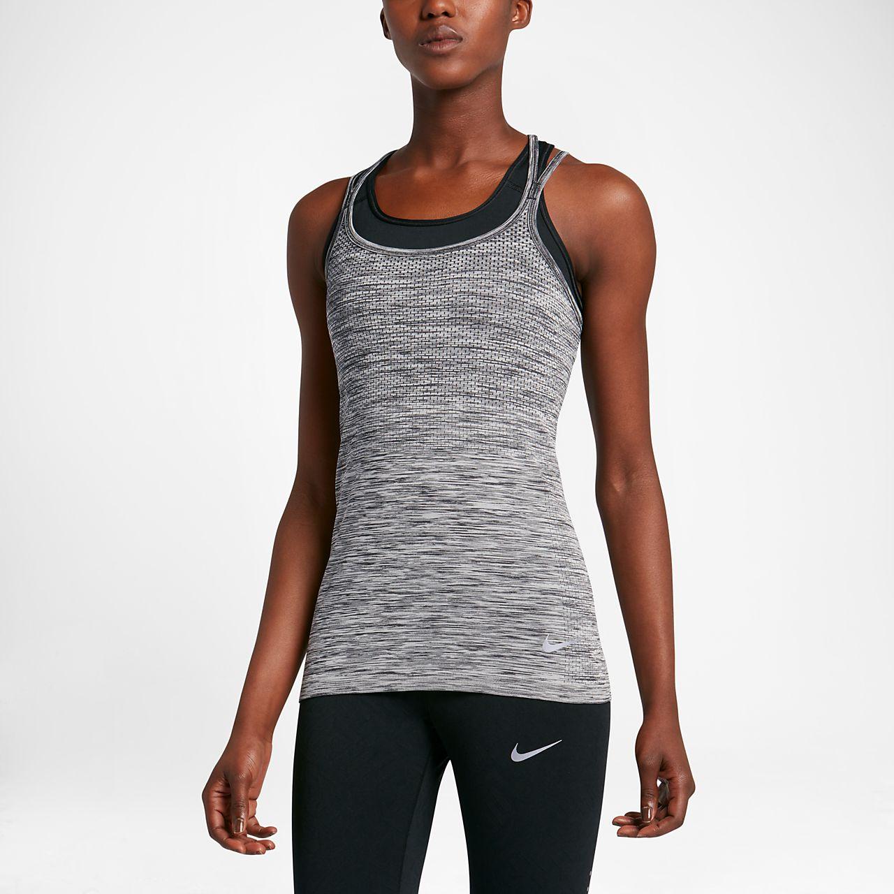 cba9669a72234 Nike Dri-FIT Knit Women s Running Tank. Nike.com AU