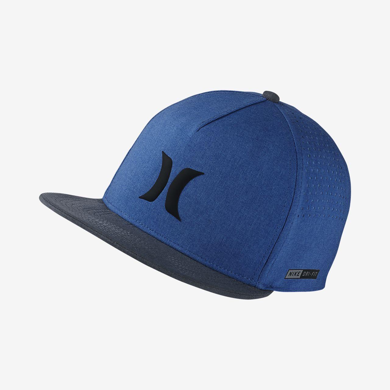 half off b252b 4ea2f ... best price hurley dri fit icon mens adjustable hat 2677c 18b31
