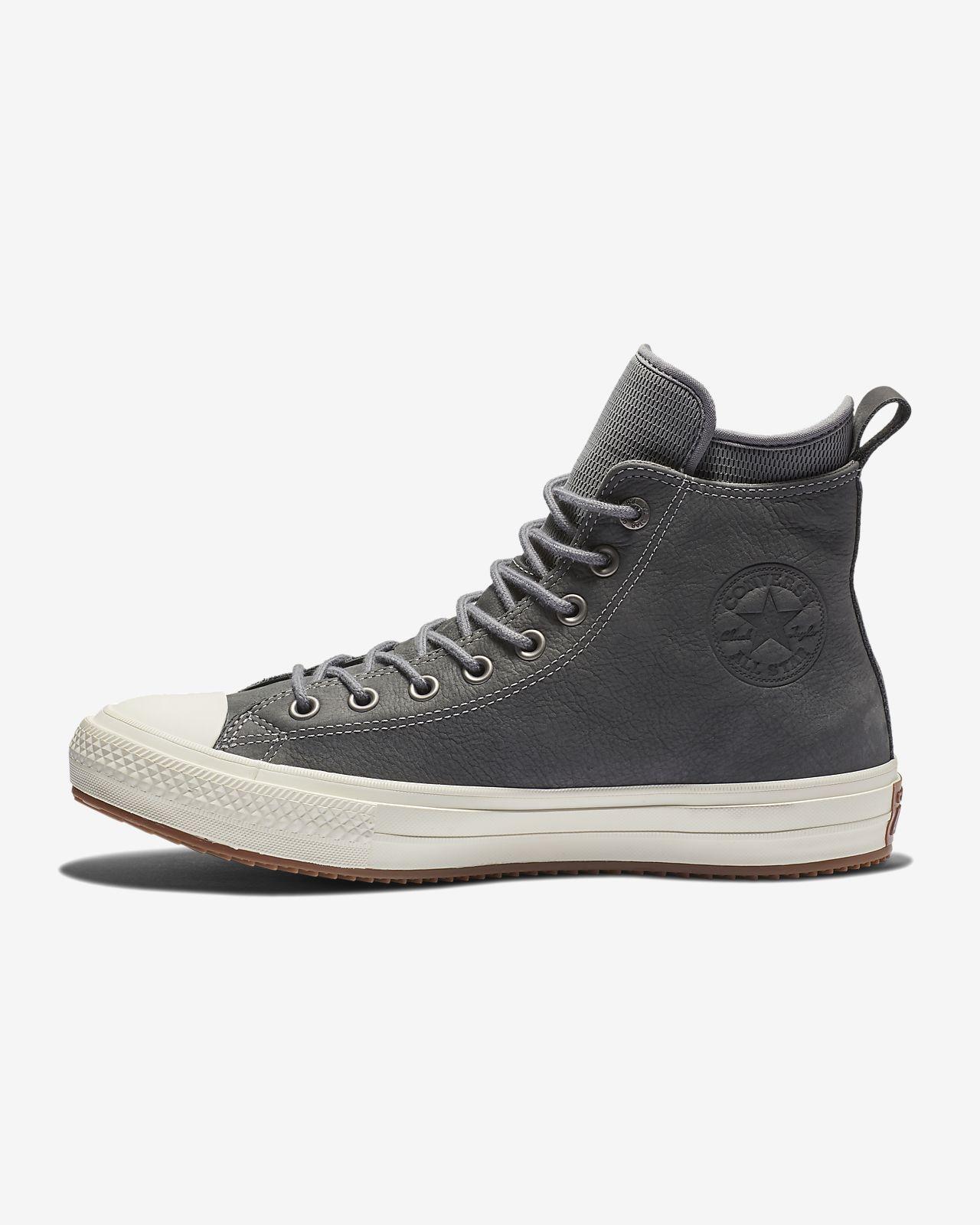 fe4e0a0a7dd80 ... australia converse chuck taylor all star waterproof nubuck boot unisex  leather boot f173f a3c00