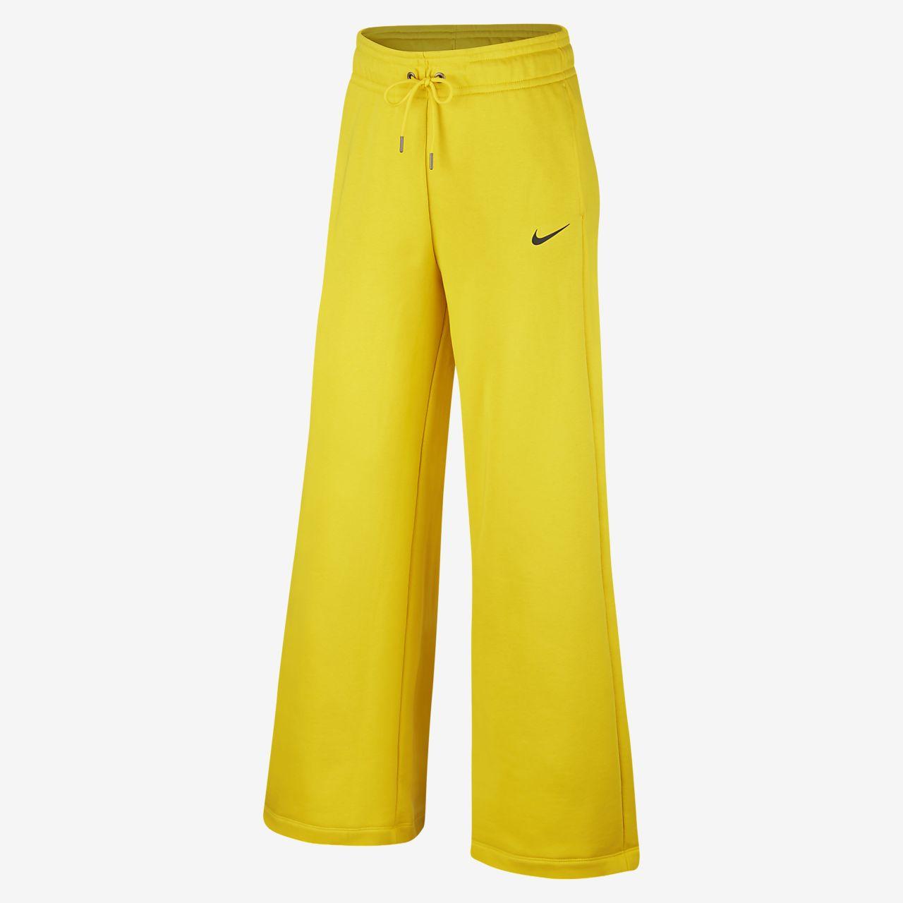 Nike Sportswear-bukser med brede ben til kvinder