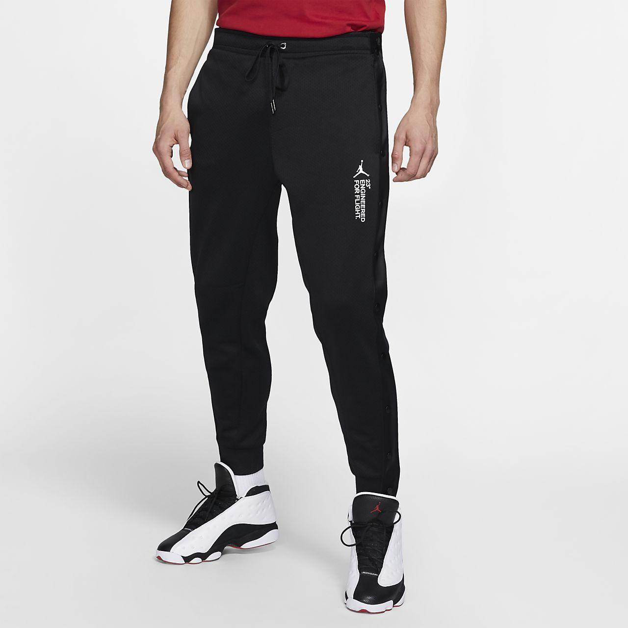 À Homme Pour Boutons Tech Jordan Pression Lite Pantalon Flight 23e 1dPB1