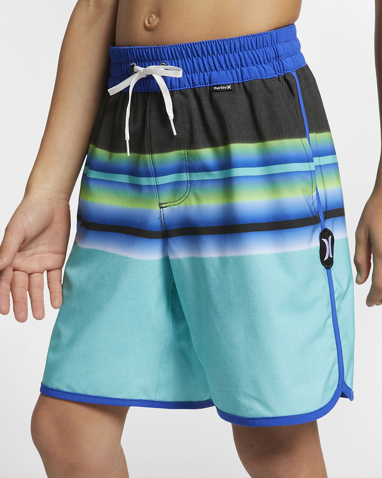"Hurley Phantom Zen Volley Boys' 15"" Board Shorts"