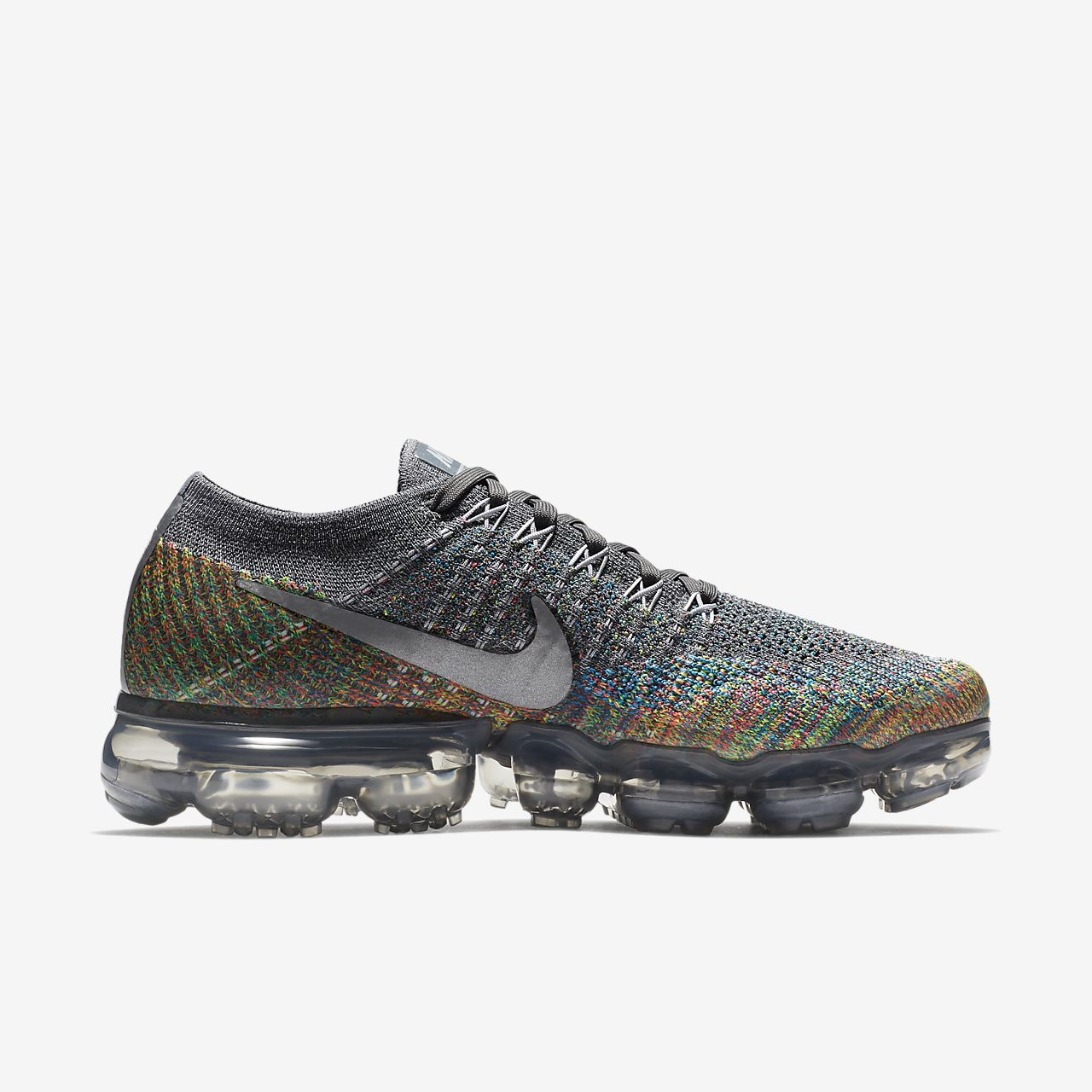 chaussure de running nike air vapormax flyknit pour femme. Black Bedroom Furniture Sets. Home Design Ideas