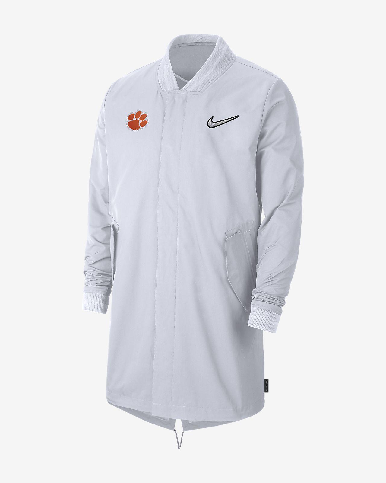 Nike College Player (Clemson) Men's Jacket