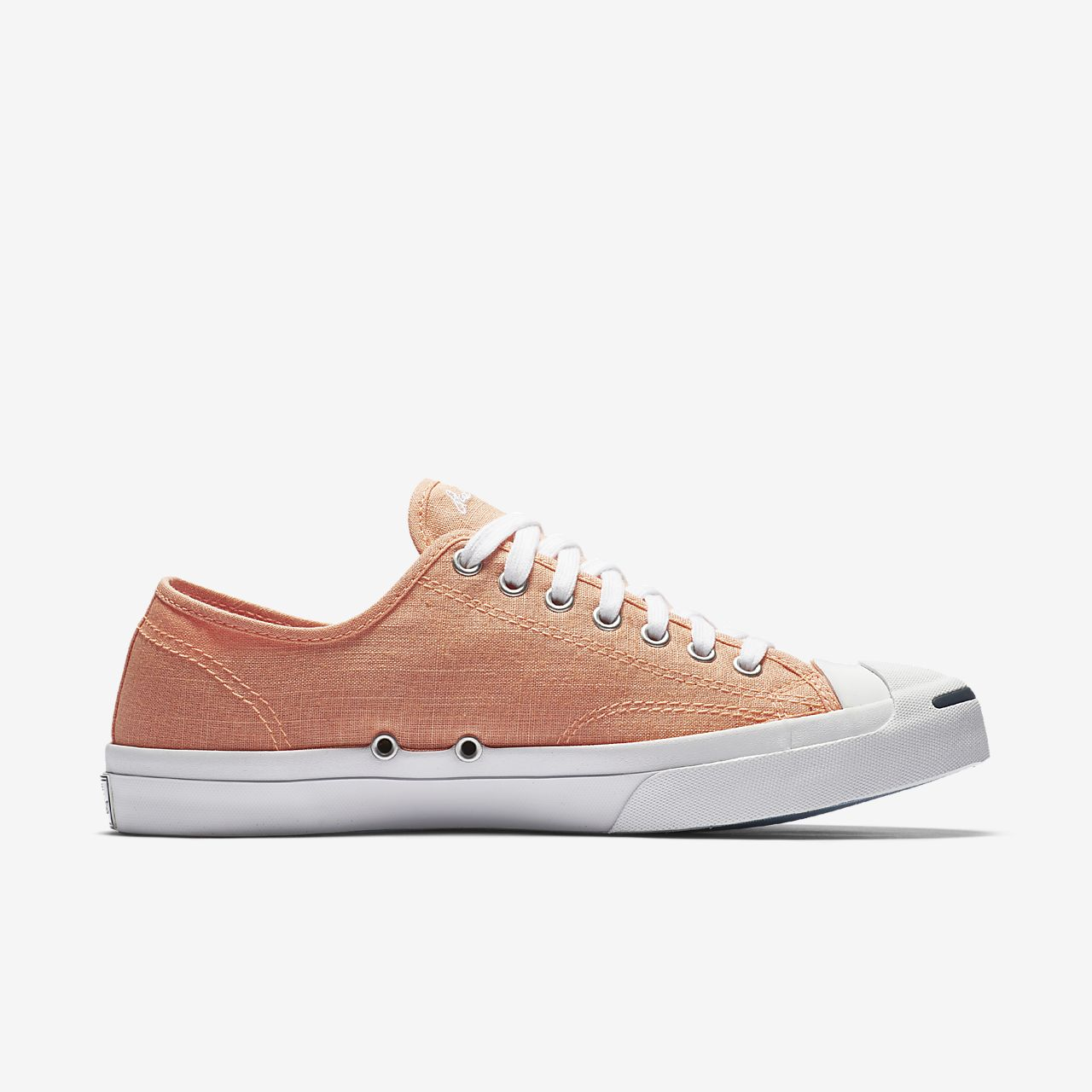 ... Converse Jack Purcell Open Textile Low Top Unisex Shoe