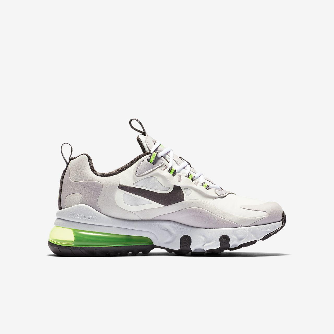 best place new list popular stores Chaussure Nike Air Max 270 React pour Enfant plus âgé. Nike BE