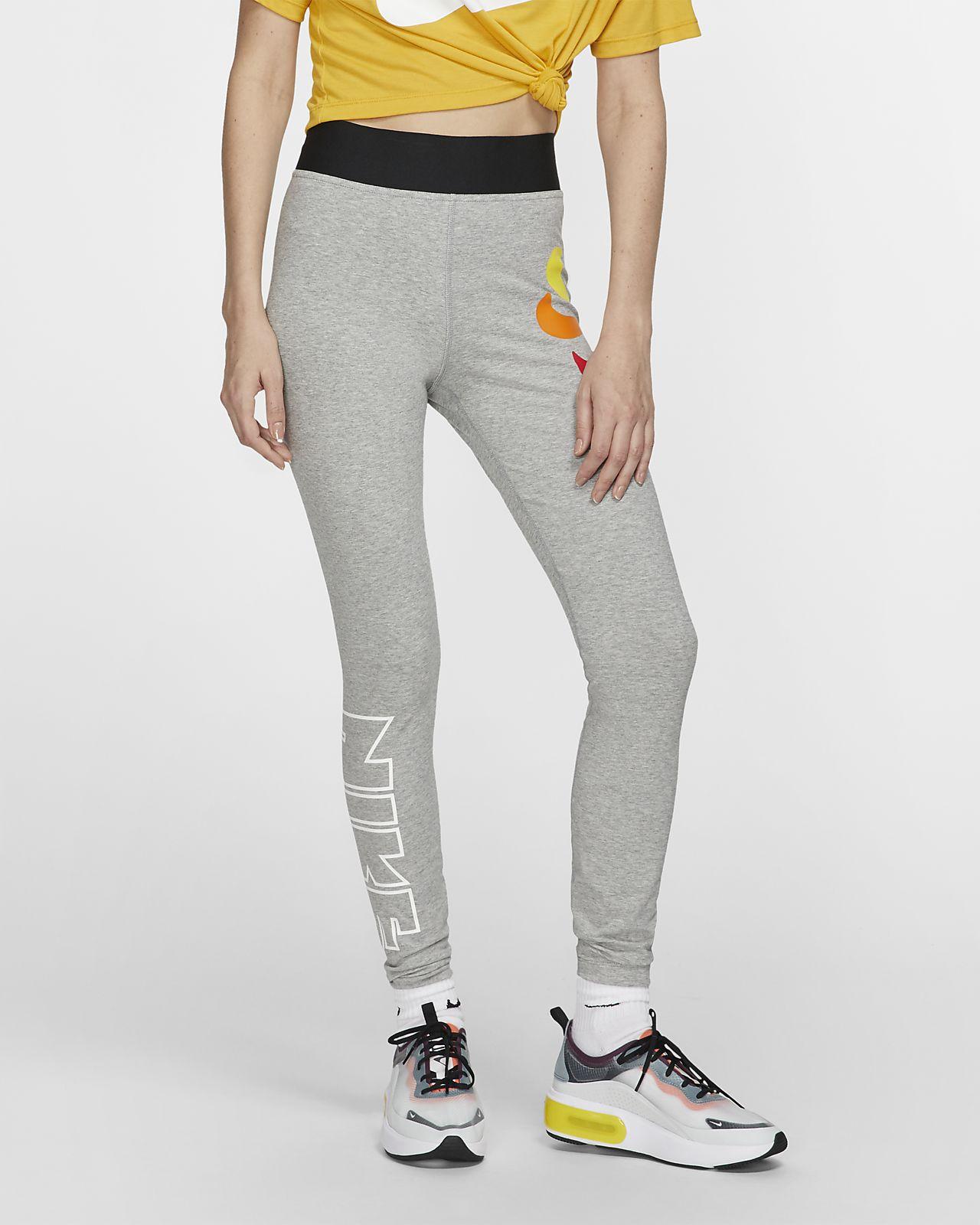 fdd6f8edc1 Nike Sportswear Leg-A-See Women's Leggings. Nike.com