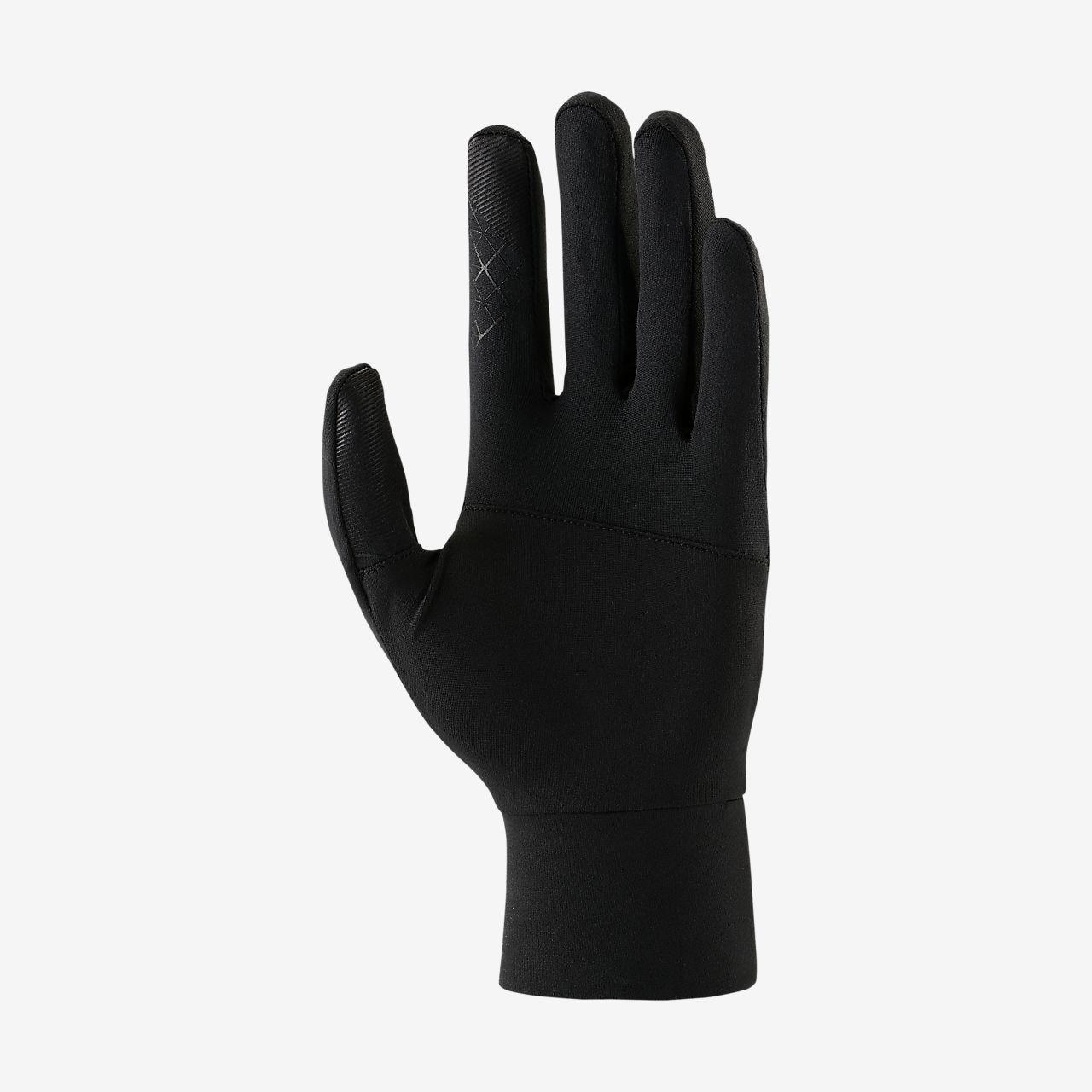 Męskie rękawiczki do biegania Nike Dri FIT