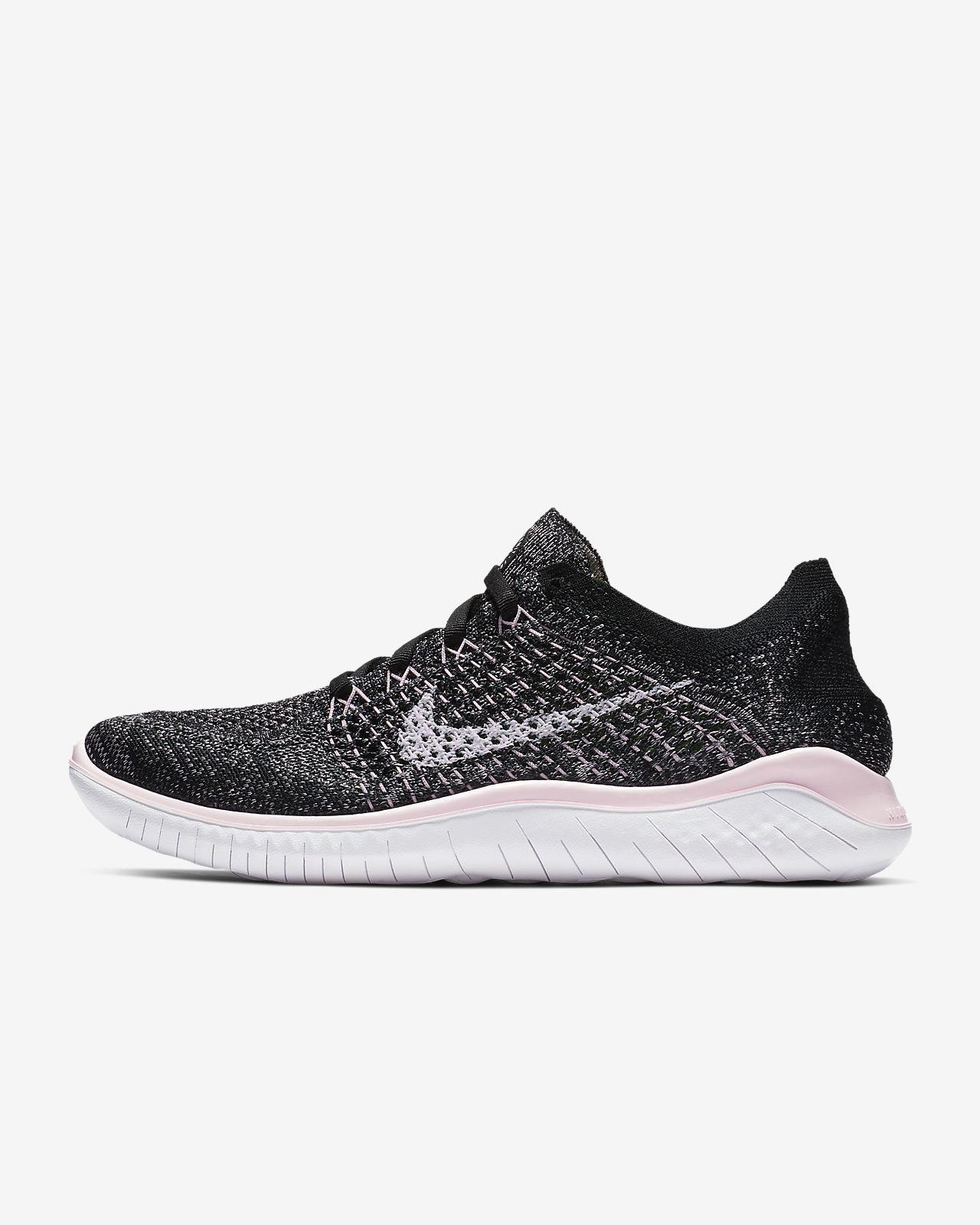 Nike Free RN Flyknit 2018 女款跑鞋