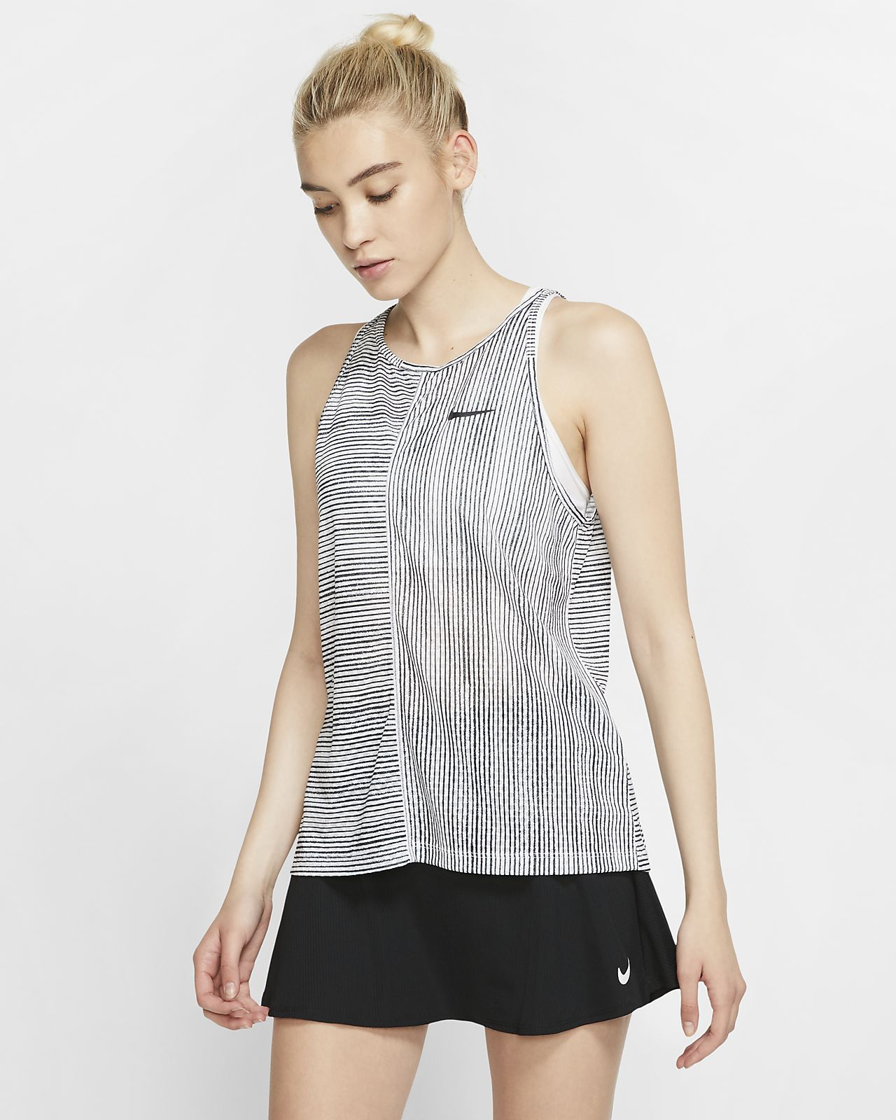 NikeCourt Women's Printed Tennis Tank