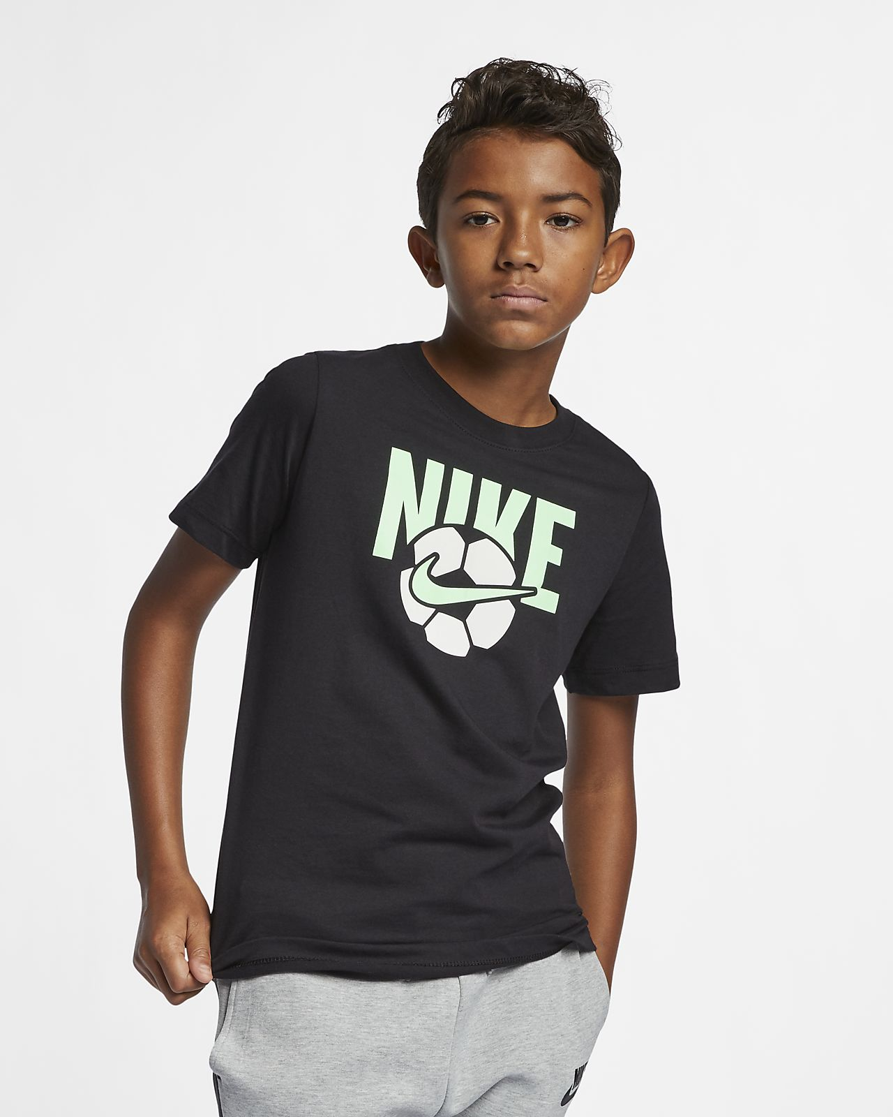 c9ad4d06 Nike Sportswear Older Kids' (Boys') T-Shirt. Nike.com GB