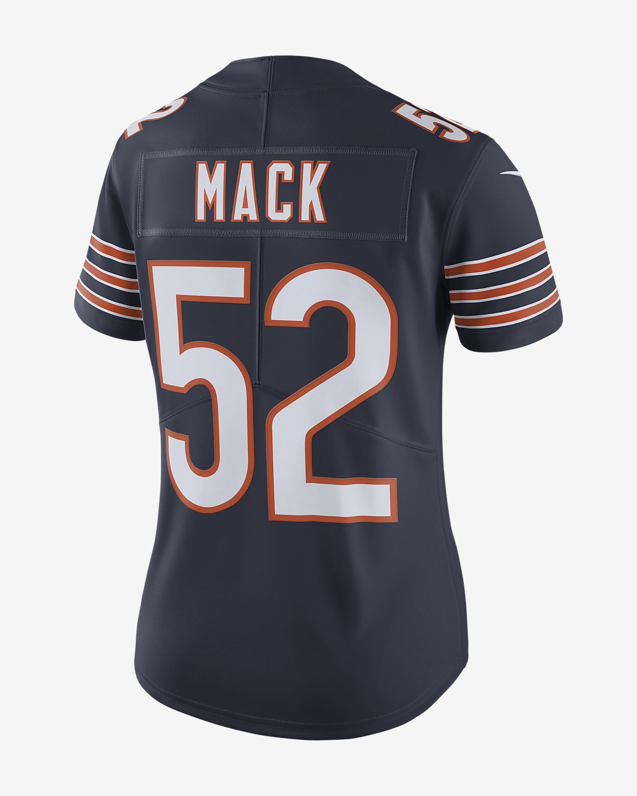 new style 07f66 554ed NFL Chicago Bears Limited (Khalil Mack) Women's Football Jersey