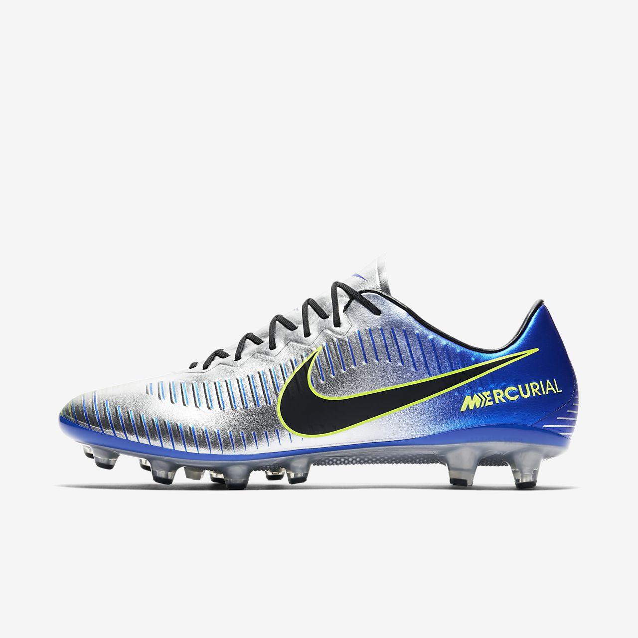 Mercurial Vapor  AG Nike mens mercurial vapor xi black purplelogo artificialgrass Football Boots Outlets