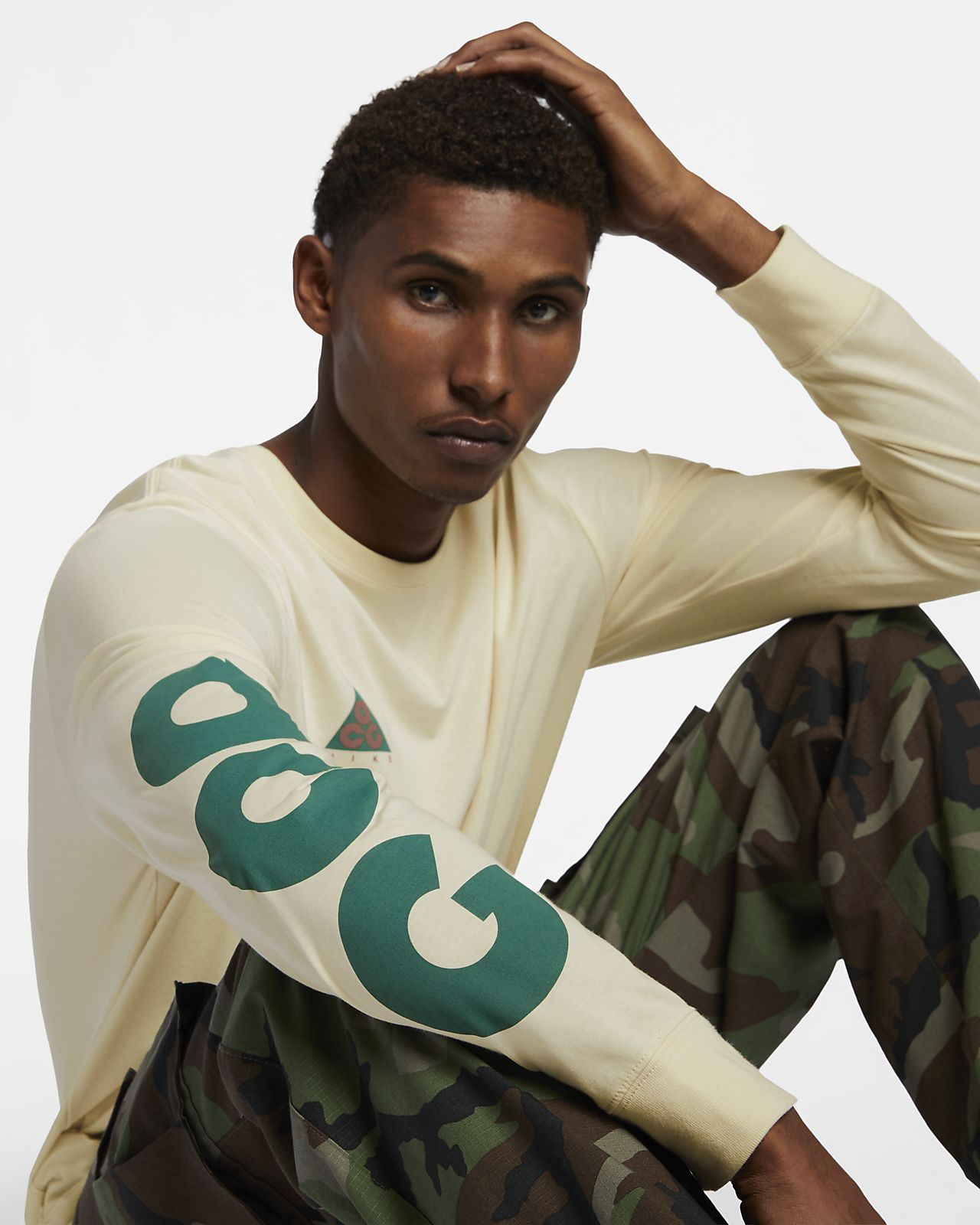 0cb2c34b Nike Sportswear ACG Long-Sleeve T-Shirt. Nike.com SA