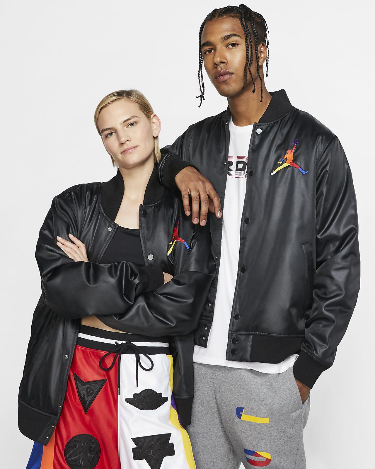 Jordan DNA Satin Jacket