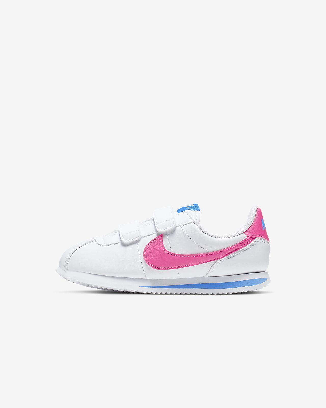 Кроссовки для дошкольников Nike Cortez Basic SL
