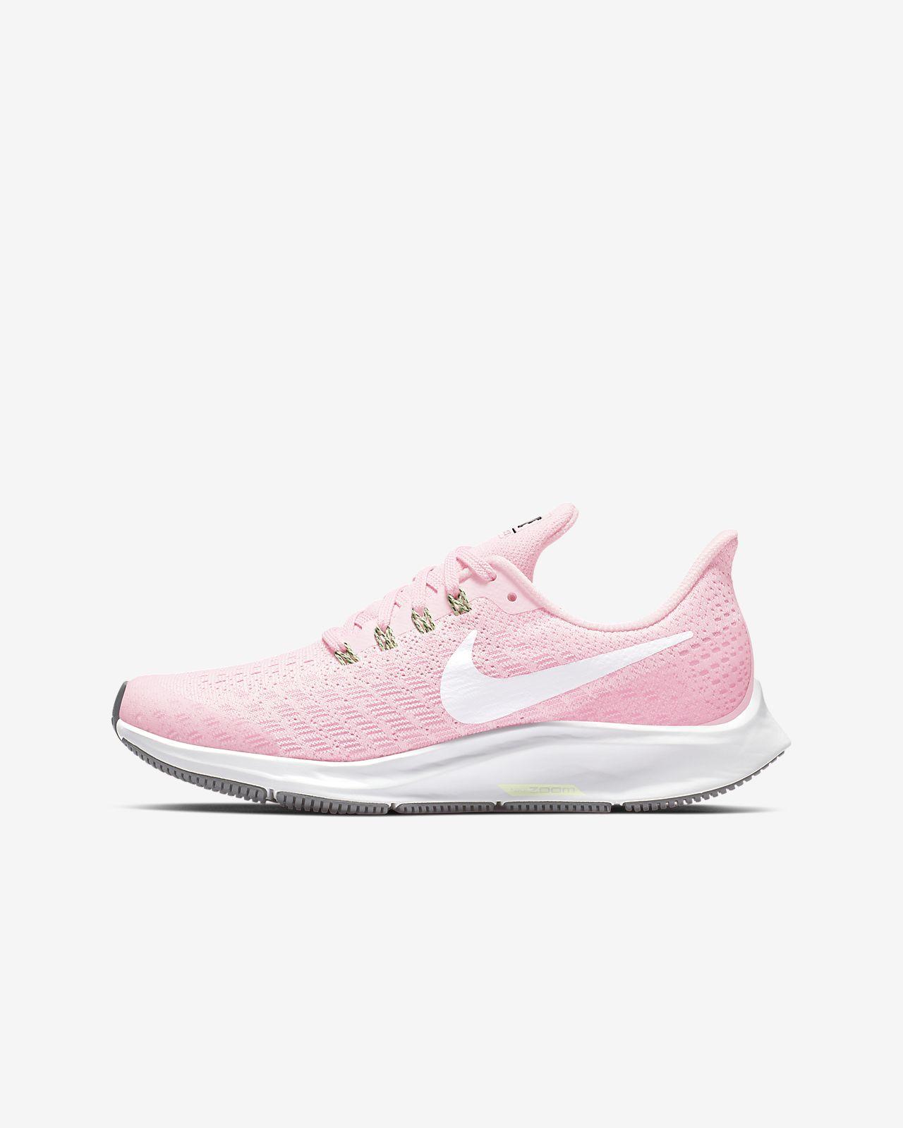 Nike Air Zoom Pegasus 35 (GS)大童跑步童鞋