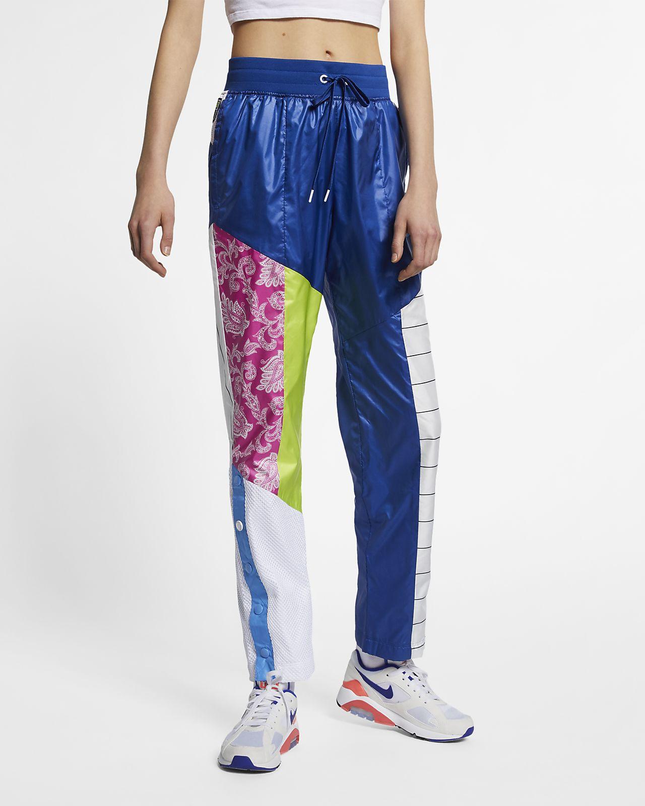 Calças de treino entrançadas Nike Sportswear NSW para mulher