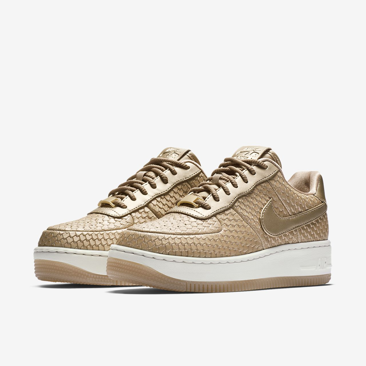 ... Chaussure Nike Air Force 1 Upstep Premium pour Femme
