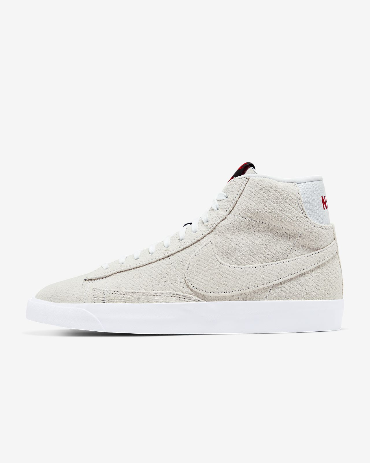 "รองเท้าผู้ชาย Nike x Stranger Things Blazer Mid ""Upside Down"""