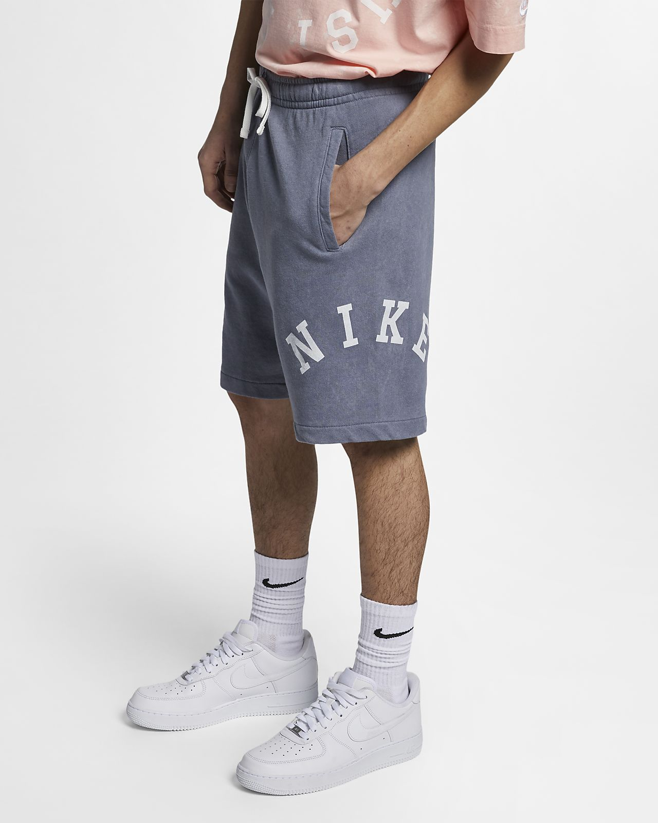 Nike Sportswear French Terry Shorts