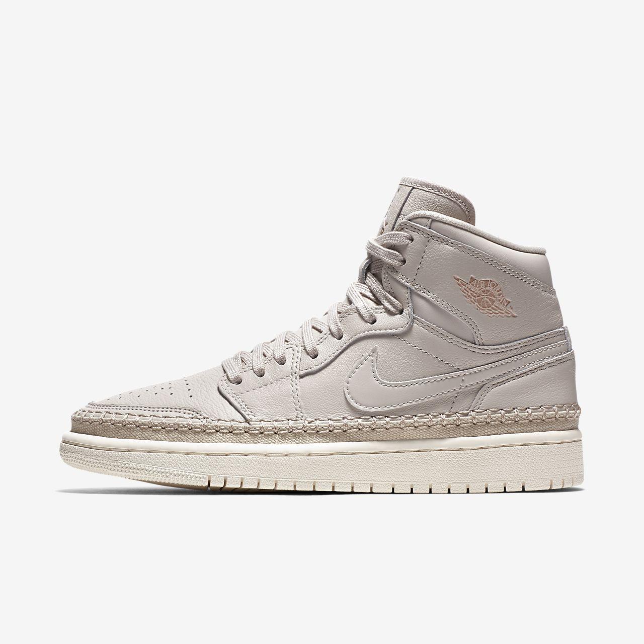 more photos 2deb6 c875b Sko Nike Air Jordan 1 Retro High Premium för kvinnor